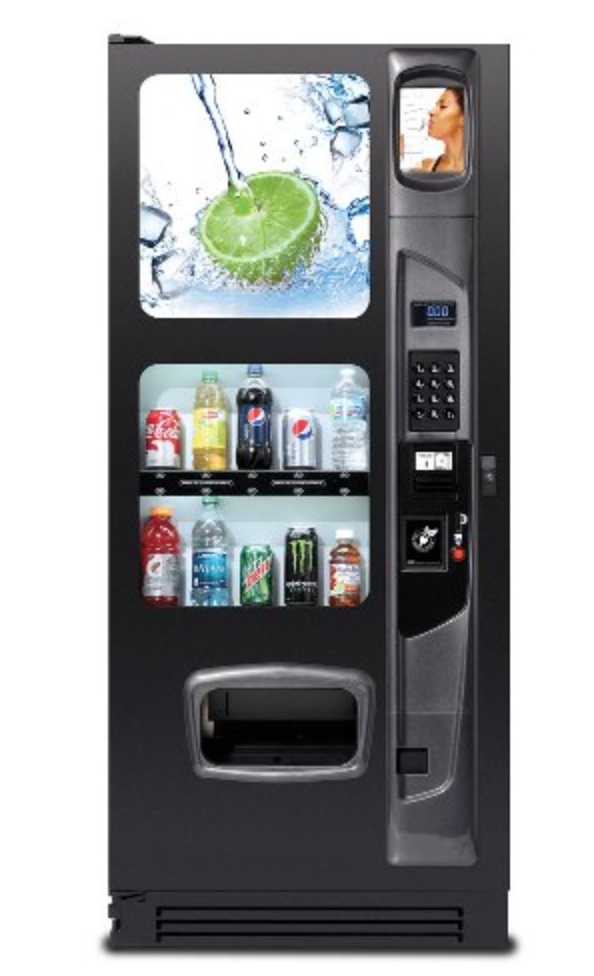 10 Selection Drink Machine